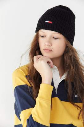 Tommy Jeans Basic Ribbed Beanie