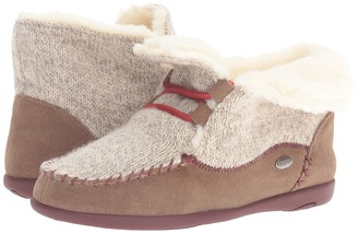 Acorn - Slopeside Boot Women's Slippers $89 thestylecure.com