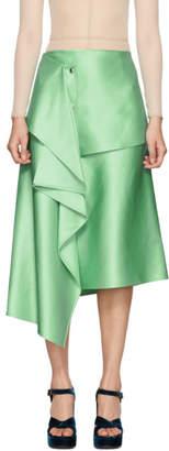 Sies Marjan Green Camie Skirt
