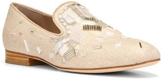 Donald J Pliner Lyle Embellished Felt Loafer
