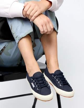Superga Cotu Classic 2750 Navy Canvas Sneakers