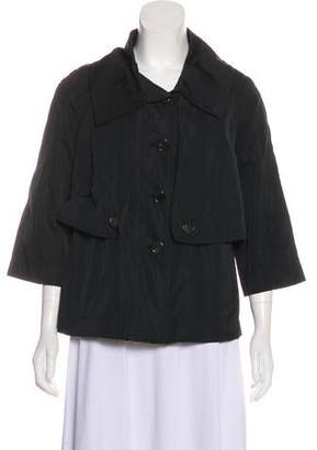 Derek Lam Collared Button-Up Jacket