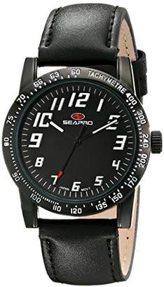 Seapro Women's SP5214 Bold Analog Display Quartz Watch