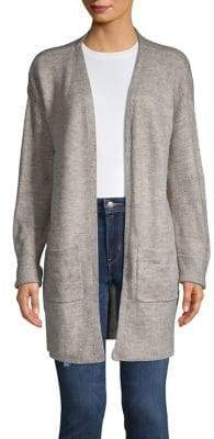 Dorothy Perkins Ribbed Open Front Cardigan