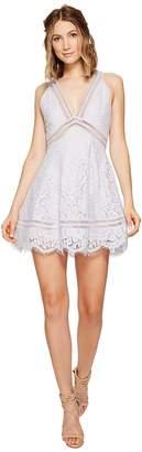 Keepsake THE LABEL Oblivion Lace Dress Women's Dress