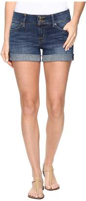 Hudson Croxley Mid Thigh Jean Shorts in Adventageous Women's Shorts