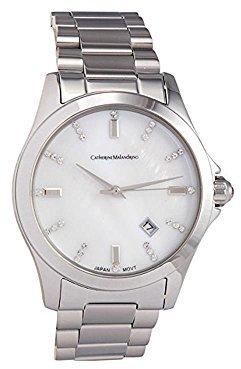 Catherine Malandrino (キャサリン マランドリーノ) - Catherine Malandrino Ladies Watch cm9785s264 – 042母のパールダイヤルSTL。スチール