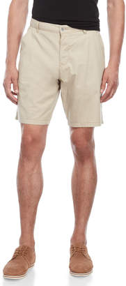 Ike Behar Flat Front Shorts