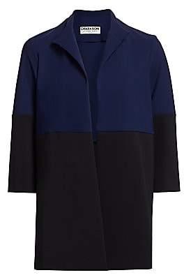 Chiara Boni Women's Morwen Bicolor Jacket