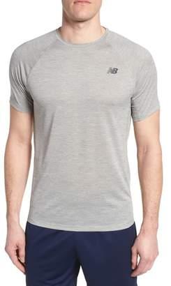 New Balance Tenacity Crewneck T-Shirt