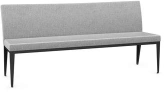Amisco Pablo Upholstered 72-inch Bench
