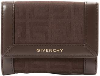 Givenchy Brown Cloth Small Bag, wallets & cases