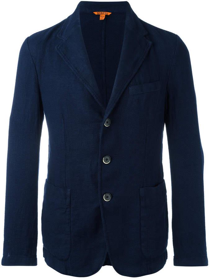 Barena patch pockets blazer