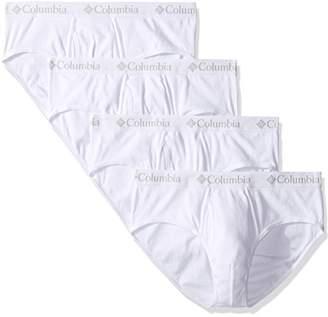 Columbia Men's 4-Pack Cotton Brief