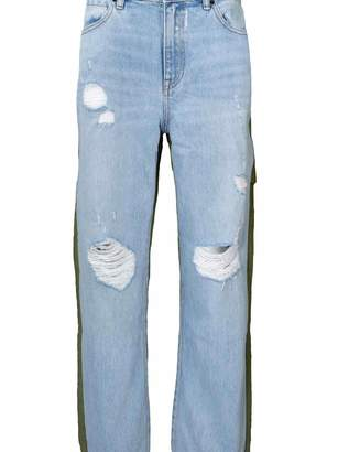 Alexander Wang Distressed Trousers
