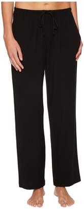 Donna Karan Petite Modal Spandex Jersey Long Pants Women's Pajama
