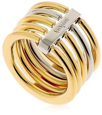 Vita Fede Sophia Two Toned Ring