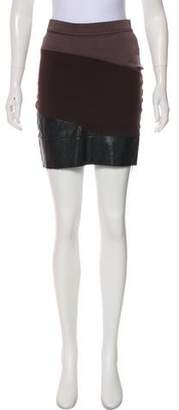 VPL Mini Skirt