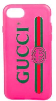 Gucci 2017 Web GG iPhone 7 Case