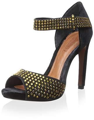 Schutz Women's Santal Open Toe Sandal