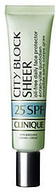 Clinique City Block Sheer Daily Face Protector SPF 25