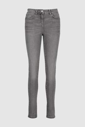 Next Womens Mid Blue Skinny Jeans