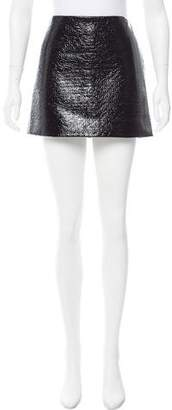 Viktor & Rolf Textured Mini Skirt