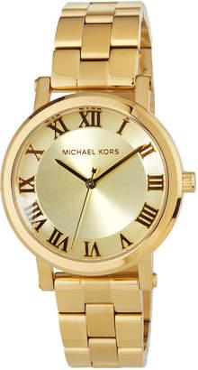 MICHAEL Michael Kors 38mm Yellow-Golden Stainless Steel Watch