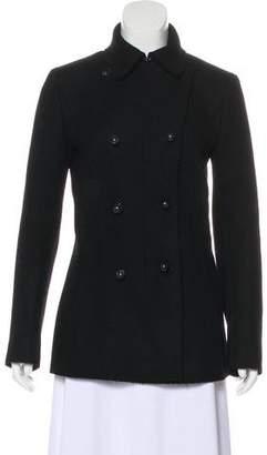 Bottega Veneta Wool Short Coat