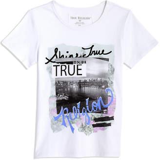 True Religion MULTIMEDIA TEE