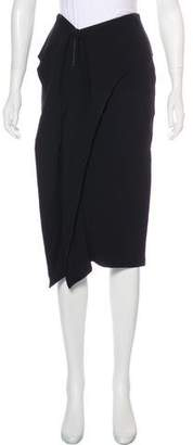 Jason Wu Zip-Up Knee-Length Skirt