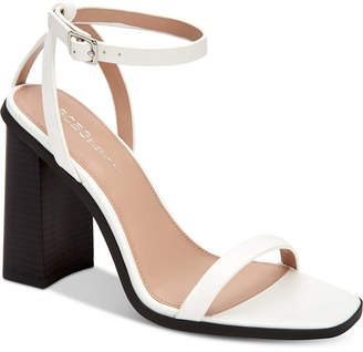 BCBGeneration Ivory Two-Piece Sandals Women's Shoes