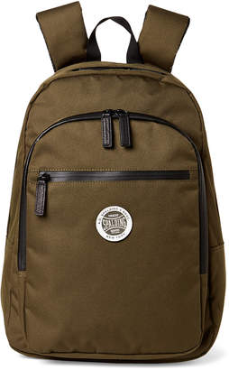 AG Jeans Spalding & Bros. Khaki Smoky Laptop Backpack