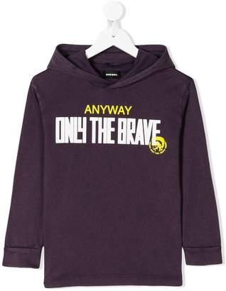 Diesel Only The Brave hoodie