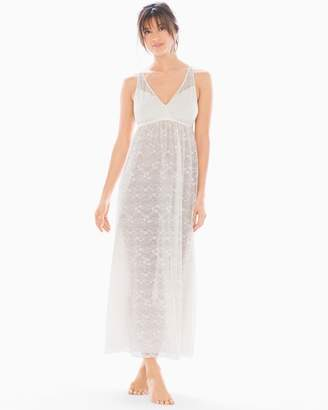 Long Lace Nightgown