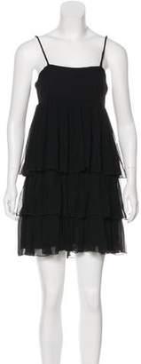 Jenni Kayne Silk Mini Dress
