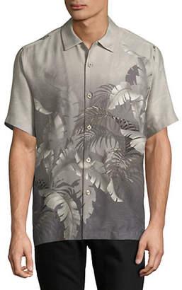 Tommy Bahama Mystic Palms Silk Sport Shirt