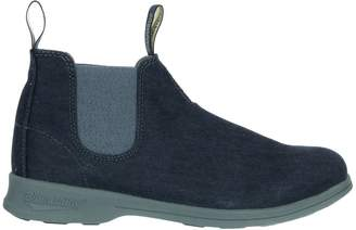 Blundstone Denim Ankle Shoes