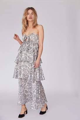 Shona Joy Marea Tiered Maxi Dress