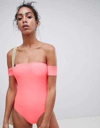 New Look bardot swimsuit