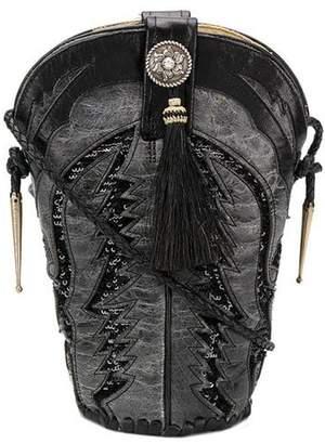Jessie Western Bagboot bucket bag