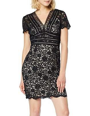 Morgan Women's 192-rialto.n Dress, Black Noir, 6 (Size: T34)
