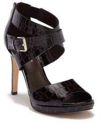 Marc Fisher Marina Crossband Stiletto Heel Sandal