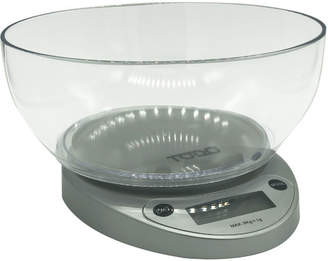 Silver 5kg Electric Kitchen Scale