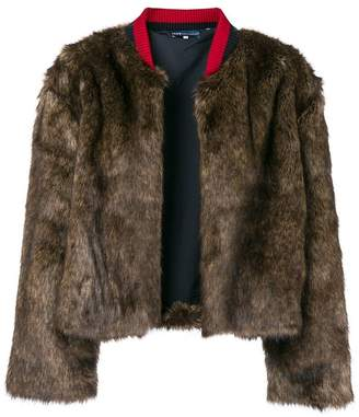 Levi's Made & Crafted faux fur jacket