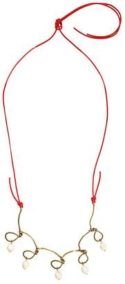 Marni twisted wire necklace