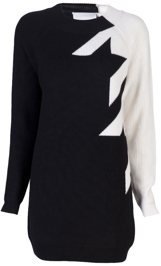 3.1 Phillip Lim Sweater dress