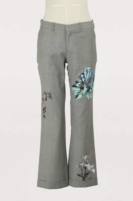 Each X Other Floral print pants