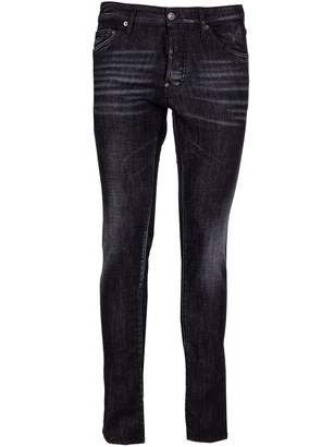 DSQUARED2 Straight Leg Jeans