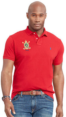 Big & Tall Polo Ralph Lauren Classic-Fit Featherweight Polo $125 thestylecure.com